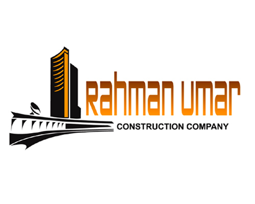 Logo Development | Rahman Umar Construction Company | RUCC