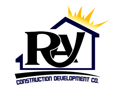 Logo Development | Ray Construction Development Company | RCDC