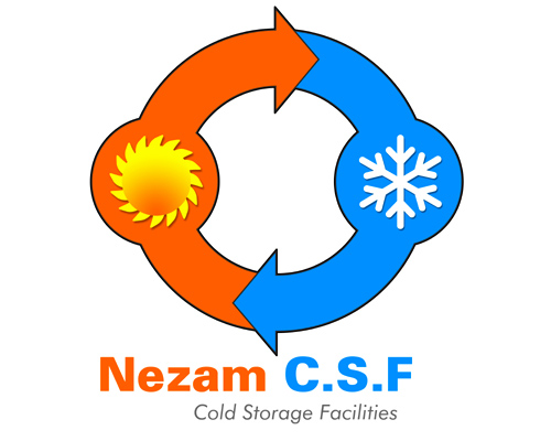 Logo Development | Nezam Cold Storage Facilities