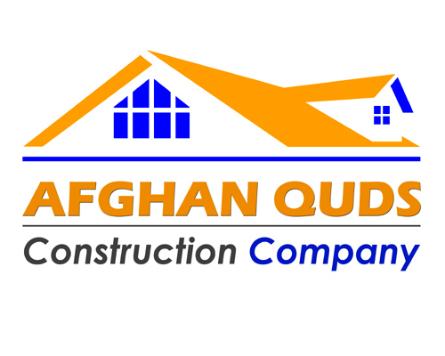 Logo Development | Afghan Quds Construction Company