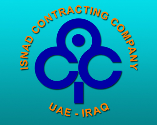 Logo Development | Isnad Contracting Company