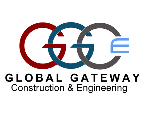 Logo Development | Global Gateway Construction & Engineering