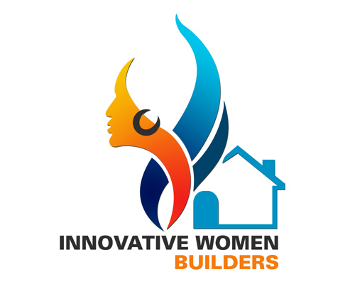 Logo Development | Innovative Women Builders