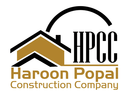Logo Development | Haroon Popal Construction Company