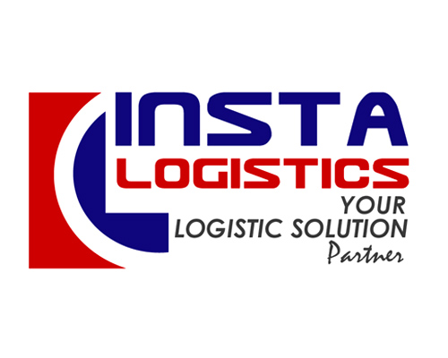 Logo Development | Insta Logistics Company