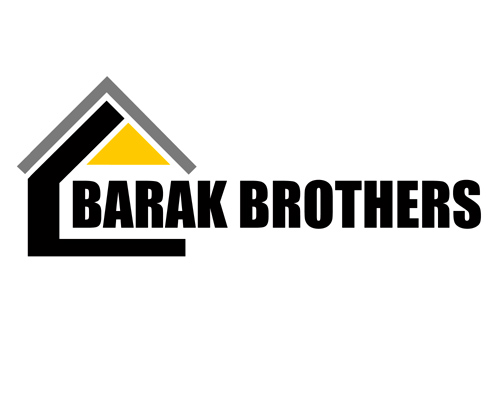 Logo Development | Barak Brothers Construction Company