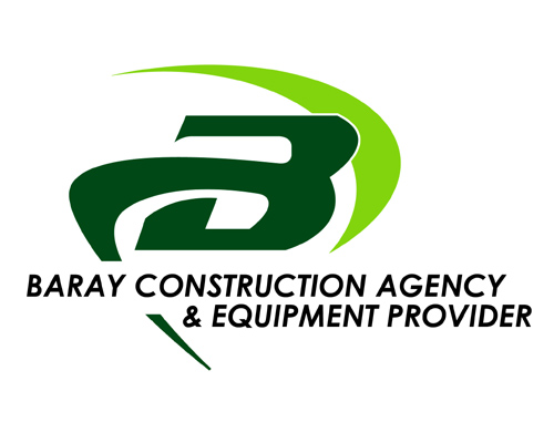 Logo Development | Baray Construction Agency & Equipment Provider
