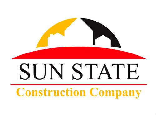 Logo Development | Sun State Construction Company