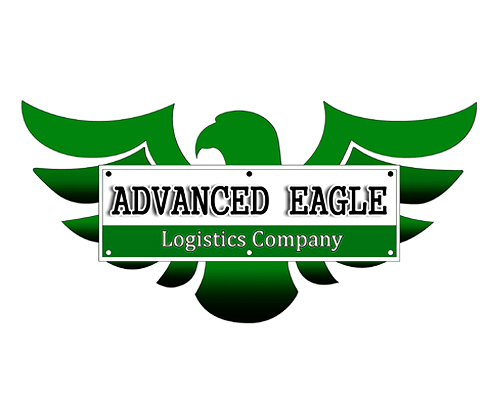 Logo Development | Advanced Eagle Logistics Company