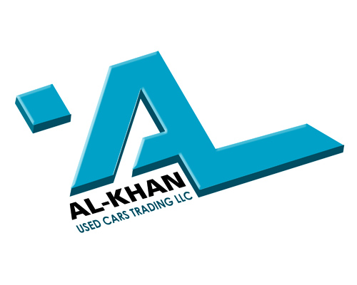 Logo Development | Al-Khan Used Cards Trading Inc