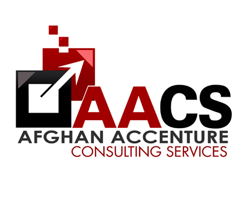 Logo Development | Afghan Accenture Consulting Services