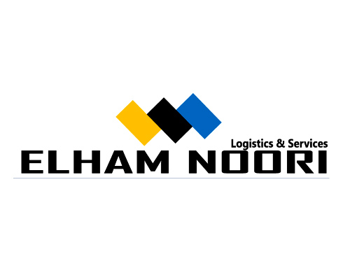 Logo Development | Elham Noori Logistics Services