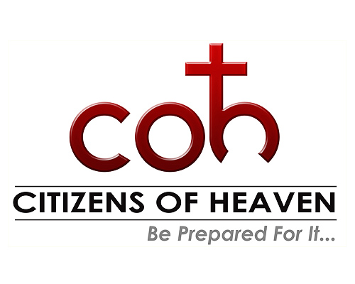 Logo Development | Citizens of Heaven
