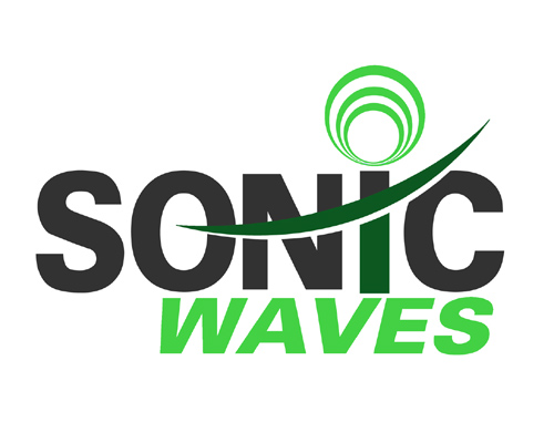 Logo Development | Sonic Waves Telecom