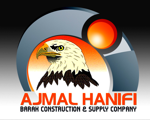 Logo Development | Ajmal Hanifi Barak Construction & Supply Co.