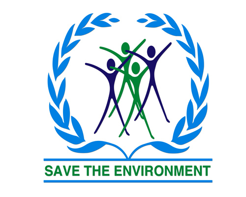 Logo Development | Save The Environment