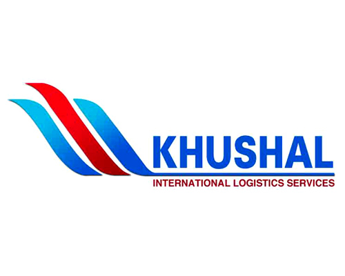 Logo Development | Khushal International Logistics Services