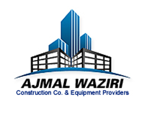 Logo Development | Ajmal Waziri Construction Company